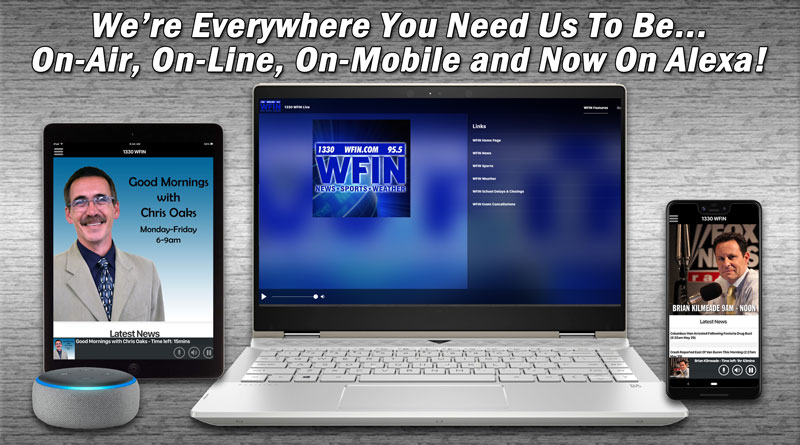 Mobile Apps - 1330 WFIN