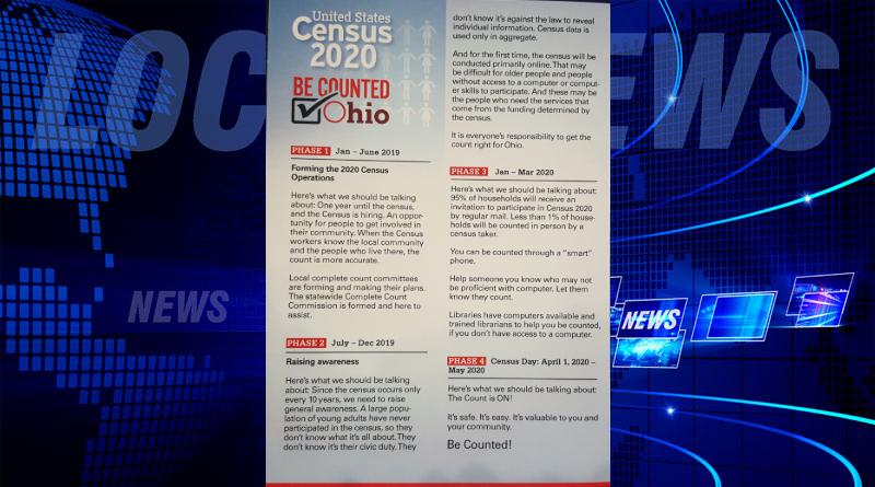Ohio Preparing For 2020 Census