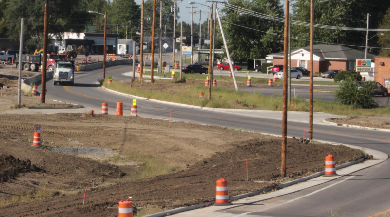 Paving Of Lima Avenue To Temporarily Close Ramps