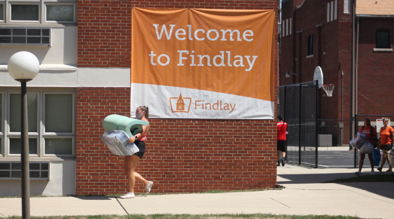 University of Findlay Welcoming Students To Campus