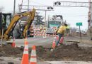 Findlay Street Closed For Gas Line Work