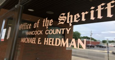 Hancock County Sheriff's Office Warning Of Scam
