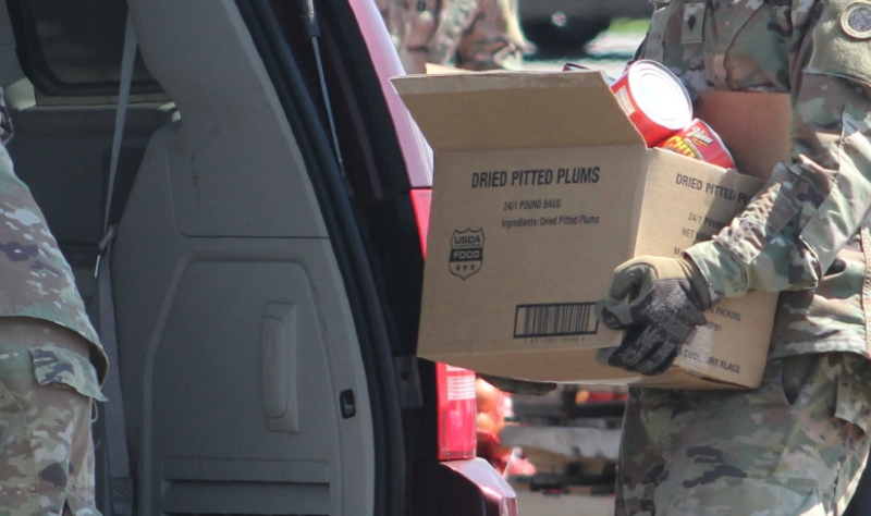 Food Distribution Event To Be Held In Fostoria