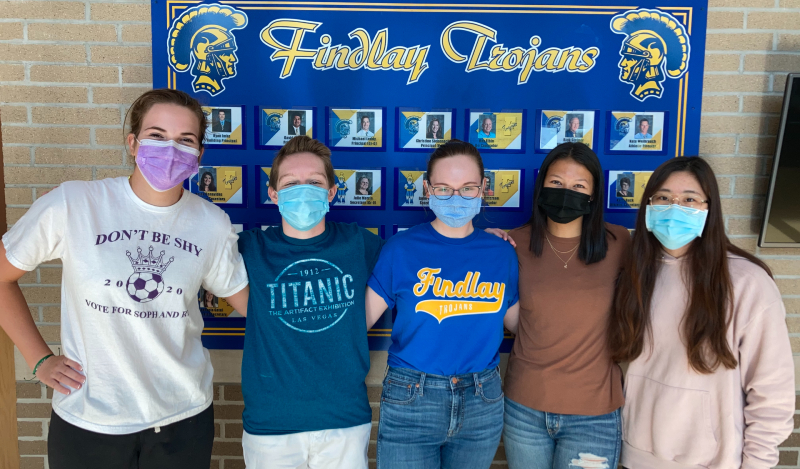 FHS Student Club Raising Money To Pay Students' Fees