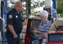 Findlay Police Hand Out Gas Gift Cards