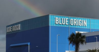 $28M is winning bid for seat aboard Blue Origin's 1st human space flight