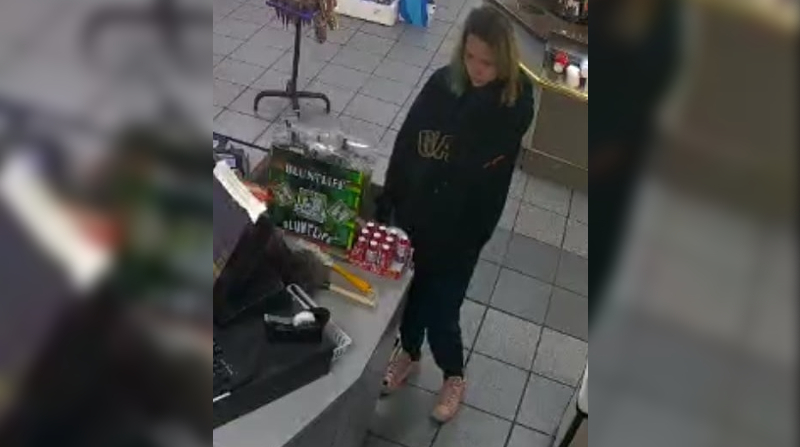 FPD: Robbery Suspect Gets Into Confrontation With Cashier