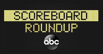Scoreboard roundup — 10/26/21